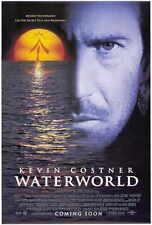 WATERWORLD Movie POSTER 11x17 Kevin Costner Dennis Hopper Jeanne Tripplehorn
