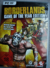 Borderlands Game of the Year Edition / Xbox 360