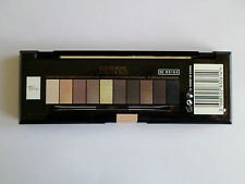 L 'Oreal Paris la paleta Nude Beige Color Riche Sombra de Ojos y Cepillo Compacto