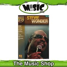 New Stevie Wonder Ukulele Play Along Music Book & CD - Volume 28