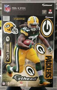 """NFL Green Bay Packers Eddie Lacy 11"""" X 17"""" Fathead Wall Graphic"""