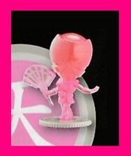 Power Rangers Super Samurai série 2 Transparent Rose Mini Figure-New-rare