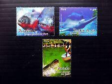 PERU 2004 Dolphins SG2270/2 U/M NB1018