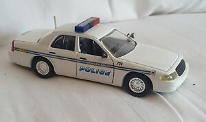 Road Champs City of Harrisburg Police Vehicle 1:43 Scale 1999