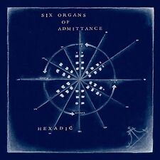 SIX ORGANS OF ADMITTANCE - HEXADIC NEW VINYL RECORD