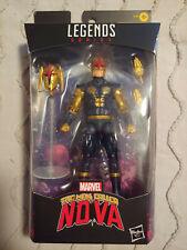 "The Man Called NOVA Marvel Legends Series 6"" Action Figure Walgreens Exclusive"