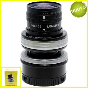 Obiettivo creativo Lensbaby Composer Pro II Edge Optic 35 35mm f3,5 per Nikon Z