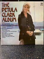 Petula Clark - The Petula Clark Album - Woolworth Exclusive LP - PET 1 1972