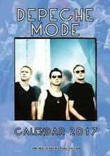 DEPECHE MODE 2017 Calendar by Dream,  new and sealed