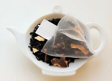 Cinnamon Orange Spice Black Tea in Pyramid Sachets