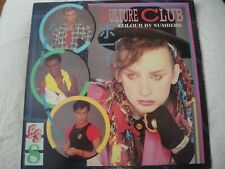 Culture Club ~ Colour by Numbers ~ Vinyl  1983 QE 39107 - Karma Chameleon