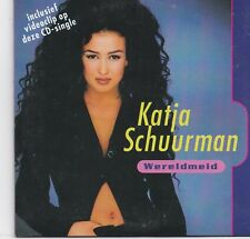 Katja Schuurman-Wereldmeid  cd single