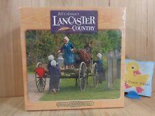 MILK N COOKIES Jigsaw Puzzle Bill Coleman's Lancaster Country 1000 Pcs Milton