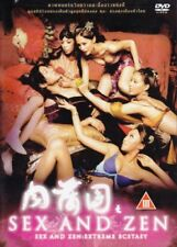 Sex And Zen: Extreme Ecstasy -Hong Kong Kung Fu Martial Arts Action movie DVD