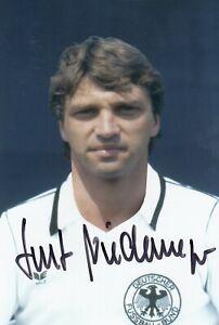 DFB Nationalspieler - Kurt Niedermayer  - original signiert
