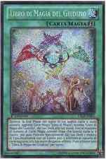 Libro di Magia del Giudizio YU-GI-OH! LTGY-IT063 Ita RARA SEGRETA 1 Ed.