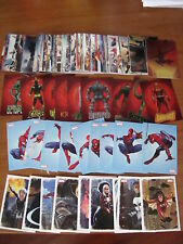 Spider-Man Archives 2009 RITTENHOUSE BASE, FOIL and ALLIES cards: PICK THEM
