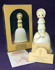 Precious Moments Wishing You A Cozy Chr