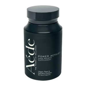 AÉDE Power Activist Hair Growth Supplements 60 Tablets - 1 Month - Vegan