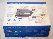 Nortel Aastra Venture 3 line Telephone, NT2N81 phone
