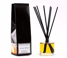 Mystix London | Stress Relief Essential Oil Reed Diffuser - 100ml (RD100EOBSTRE)