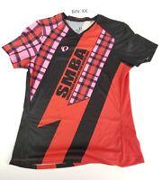 Women's SMBA Pearl Izumi Cycling Shirt Size L Single Track Mountain Bike