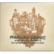 Parallax Sounds (original Music by Ken Vandermark) Audio CD