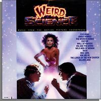 Weird Science - Original Soundtrack - New 1985 LP Record! Oingo Boingo!