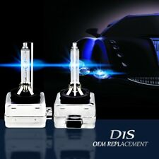 2 x D1S FACTORY XENON HID OEM RICAMBIO LAMPAD for OSRAM Bulbs 6000K