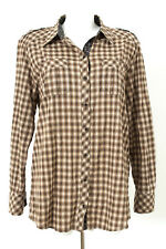 MARCCAIN Bluse Gr. N5=DE 42 Damenbluse Blouse Shirt Baumwollbluse Freizeitbluse