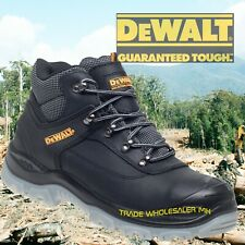DEWALT Smithfield Black S1P Safety Hiker Work Boots Sz 6-12