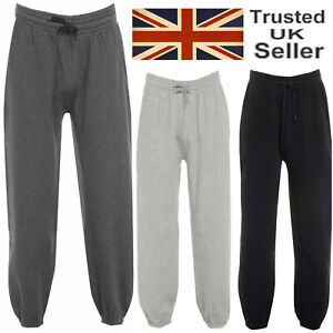 Womens Fleece Casual Jogging Joggers Tracksuit Bottoms Ladies Jog Pants 10 - 18