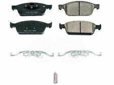 Front Disc Brake Pad and Hardware Kit For 2013-2017 Ford Escape 2014 2015 R425MY