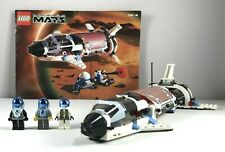 Lego Space Life On Mars Set 7315 Solar Explorer Complete with 3 Minifigs
