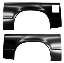 Full Rear Wheel Arch Panel for 83-94 Chevy Blazer (Mid Size) - Pair