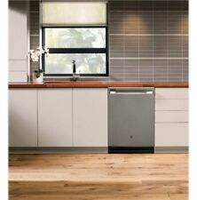 Ge - Top Control Built-In Dishwasher with Sanitize Cycle