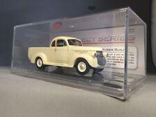 1/43  TRAX TSS10 1946 Chevrolet Ute Cream - Limited edition