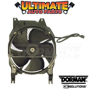 A/C Condenser Cooling Fan (3.5L V6) for 98-02 Isuzu Trooper