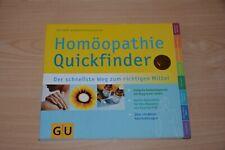 Homöopathie Quickfinder - Dr. med. Markus Wiesenauer