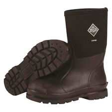 Muck Boots CHM-000A Chore Mid Boots for Men's, Size 10 - Black