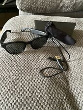 Bose Frames Alto Audio Bluetooth Wireless Sunglasses - Black - Medium / Large