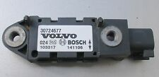 Volvo S60 V70 S80 XC90 Front Airbag Air Bag Crash Impact Sensor, Part #30724677
