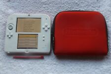 NINTENDO 2DS CONSOLE V.G.C. FAST POST ( + stylus, case & 4GB SD memory card )