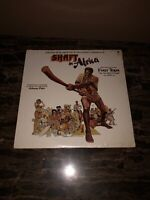 SHAFT IN AFRICA Movie Soundtrack LP NEW STILL SEALED 1973 RARE The Four Tops