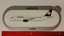 Pegatina/sticker: airbus a320/volaris (09041733)