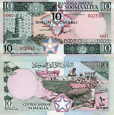SOMALIA 100 Shillings Banknote World Money aUNC Currency BILL Africa Note p32c