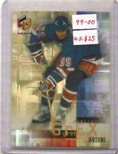 "1999/00 Wayne Gretzky UD Hologrfx ""Ausome"" Card GG3"
