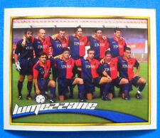 FIGURINA MERLIN CALCIO 2000 - N. 620 - SQUADRA - LUMEZZANE - new