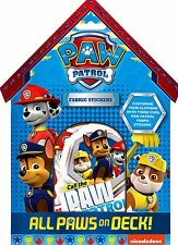 Paw Patrol Colourful,Cool Fabric Stickers for Your Clothes & Bags -WH2 -R6C 957