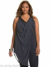 Plus Evening, Occasion Tank, Cami Tops & Blouses for Women